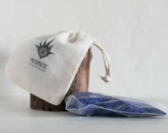 Purple Moss for Air Plant Terrarium - 2 oz Bag of Moss - Preserved Moss - Moss Décor - Fairy Garden Accessories - Fairy Garden Supply