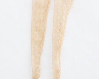 """Barbie """"Underliners"""" #1821 Flesh Tone Stockings Hosiery - 1968-69"""