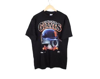 1992 GIANTS shirt - vintage 90s - san francisco - mlb - baseball