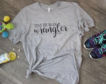 Tiny Human Wrangler ©