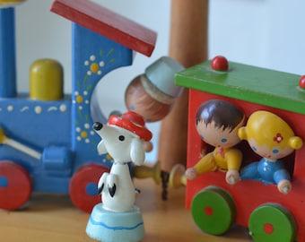 LULLABYE And GOODNIGHT Little Caboose Nursery Originals Lamp & Nightlight