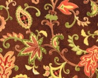Red Rooster -Autumn Song, Fabric by the Yard