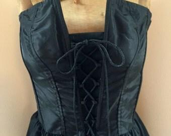 corset lace  etsy