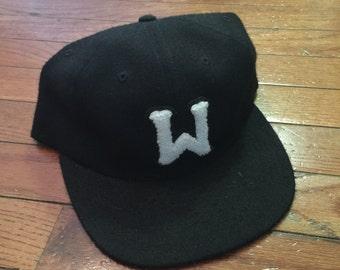 Raised By Wolves wool adjustable baseball hat