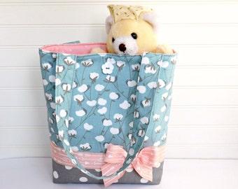 Toddler Purse for Girls, Little Girls Purse, Girls Handbag, Girls Tote Bag, Purse for Toddler, Birthday gift for Girls, Childs Tote Bag,