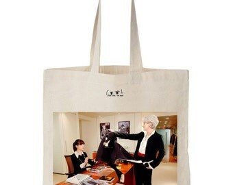 Tote Bag The Devil wears Prada