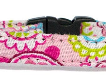 Noddy & Sweets Adjustable Cat Collar with bell and charm [Deee-Lite]