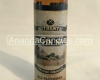 Hoodoo Coffin Nail Oil Witchcraft Voodoo Metaphysical