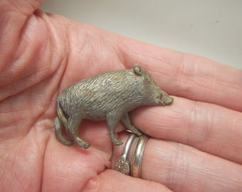 Wart Hog figurine- miniture