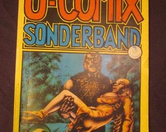U-COMIX special volume 1 & 3 (1974)