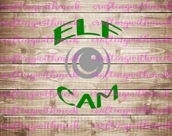 Elf Cam SVG