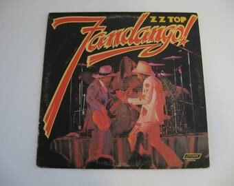 ZZ Top  -  Fandango! - Circa 1975