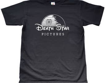 Death Star Pictures Parody T Shirt