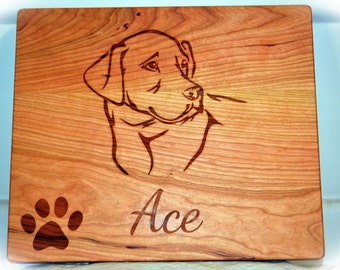 Personalized Dog Lover's Gift