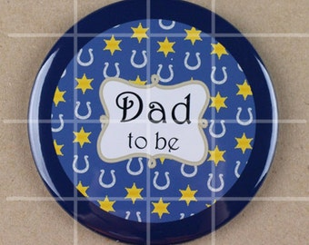 3.5 button pin, mommy to be,daddy to be,cowboy baby shower, cowgirl baby shower button pin, western themed baby shower