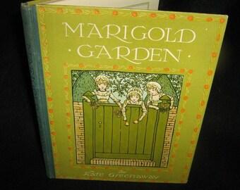 Kate Greenaway Marigold Garden
