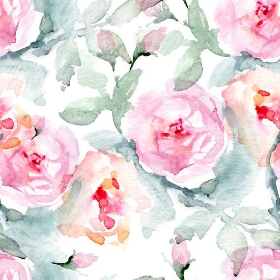 Watercolor Flower Wallpaper Images