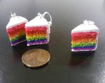 Rainbow PRIDE Pendant