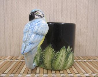 Berghound Tropical Parrot Mug