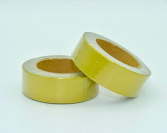 Washi Tape roll - gold - Christmas - Gift - decoration