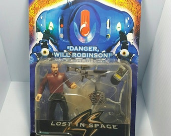 Lost in Space Movie Dr. Smith Action Figure - New in Package