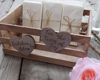 Wedding box 'Tears of Joy' - wedding decoration, table decoration, wedding box, wedding accessoires