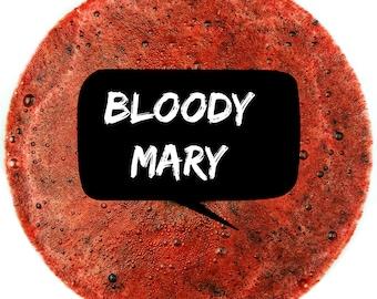 Vegan Bloody Mary Bath Bomb