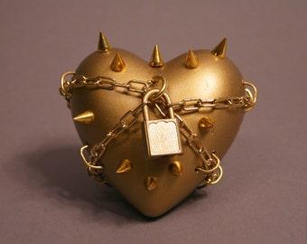 Golden Guarded Heart