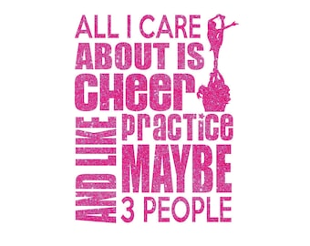 All I Care About is CHEER