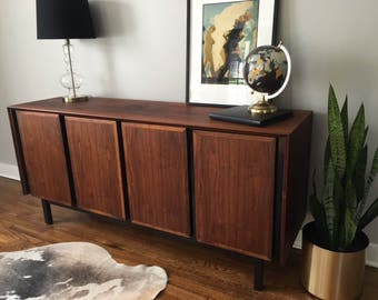 Restored Mid Century Credenza by Dillingham