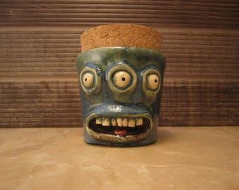 Troy Unique Ceramic Jar