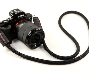 Classic XL: Cord camera neck strap