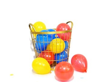 Carnival Mini Balloons Assortment