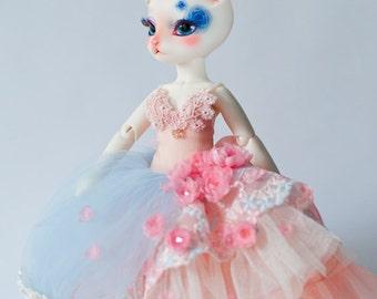OOAK Pipos R.PI girl (Charlotte) dress.