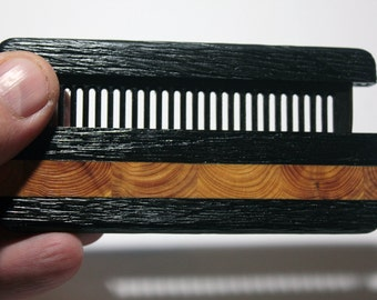 Comb in the case of sea oak 5400 years and end Spila juniper