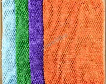 1 pcs Girls Crochet Tube Tops ,crochet tutu top, Little Girl Crochet Shirt 12 Inch