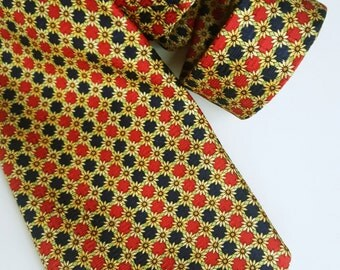 Vintage Roberto London silk tie