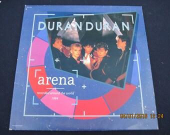 Duran Duran ARENA Vinyl Album