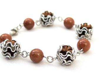 Upcycling bracelet premium blends Livanto