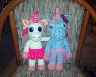 2 sweets unicorn