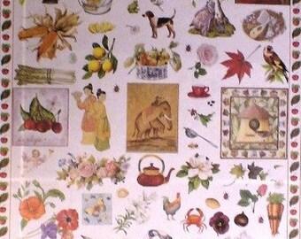 Classic Decoupage Paper. Classic Italian Paper #176