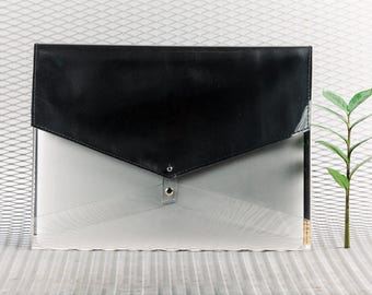 Black leather laptop case for laptop cover 15 inch plastic case leather and plastic sleeve transparent case for laptop naked case feel felt