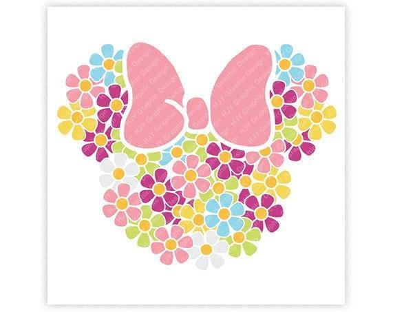 Disney minnie mouse daisy flower bow icon mickey - Minnie et daisy ...