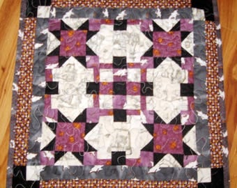 October Little Quilt