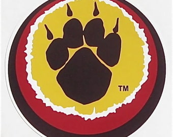 Vintage Power Paw Hobie skateboard sticker