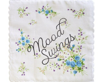 Mood Swings Handkerchief