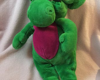 """Baby Bop Plush 20"""" Pre-Owned doll toy vintage"""
