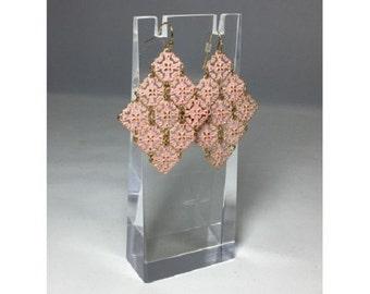 Fixture Displays® FixtureDisplays® Clear Acrylic Plexiglass Necklace Jewelry Stand Countertop Display 11620-12B