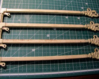 Vintage swing curtain rods 10% off