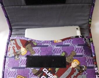 iPad/Tablet sleeve, iPad case, eReader and Tablet sleeve, eReader case, Accessories Holder, Padded iPad case